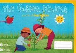 The Garden Project Journal Of Investigation  - Mundo Livraria