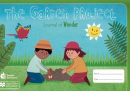 The Garden Project Journal Of Wonder  - Mundo Livraria