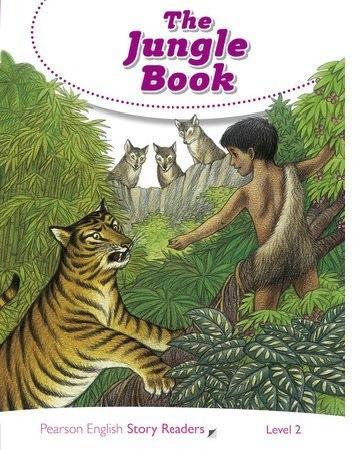 The Jungle Book - Coleção: Pearson English Story Readers  - Mundo Livraria