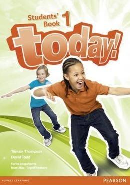 Today! 1 - Students Book Standalone  - Mundo Livraria