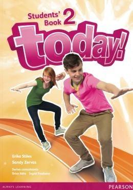 Today! 2 - Students Book + MEL  - Mundo Livraria