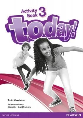 Today! 3 - Activity Book  - Mundo Livraria