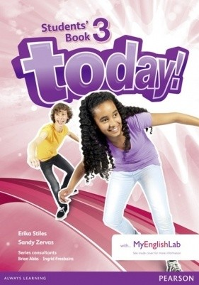 Today! 3 - Students Book With MyEnglishLab  - Mundo Livraria
