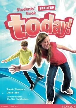 TODAY! STARTER - STUDENTS  BOOK AND MYLAB  - Mundo Livraria