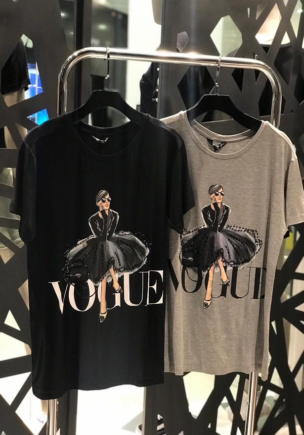 T-SHIRT VOGUE - MARIA DONDOCA