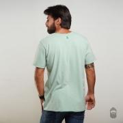 O Lenhador Camiseta Preserve Estonada Verde