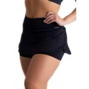 Short Saia Fitness Preto