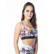 Top Fitness Feminino Caveiras Mexicanas