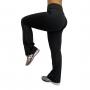 Calça Legging Flare Suplex Preta