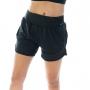 Short Fitness Cintura Alta Suplex Preto