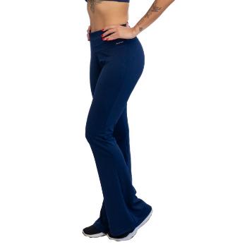 Calça Legging Flare Suplex Azul Marinho