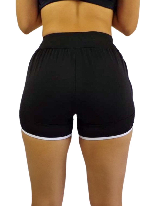 Conjunto Fitness Suplex Bainha Short Corrida+Top Nadador