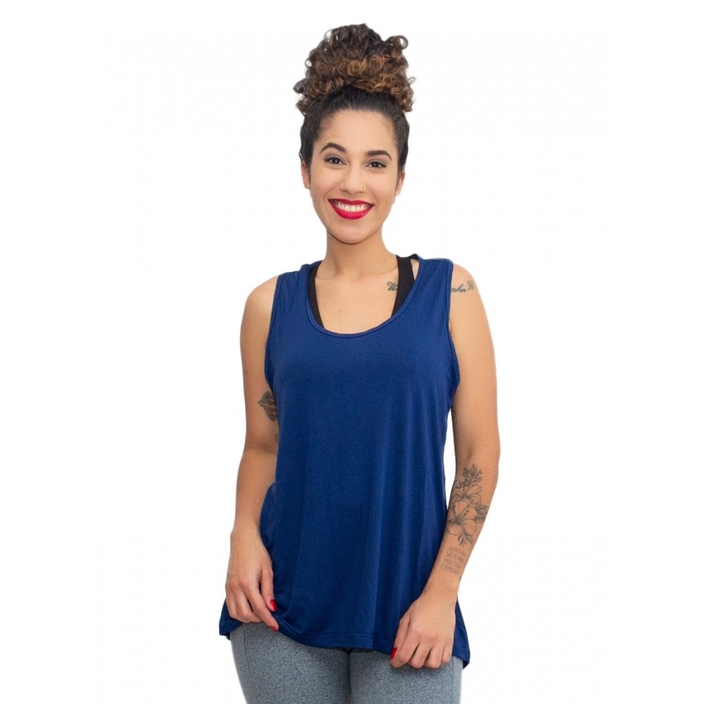 Kit 3 Camiseta Regata Tapa Bumbum