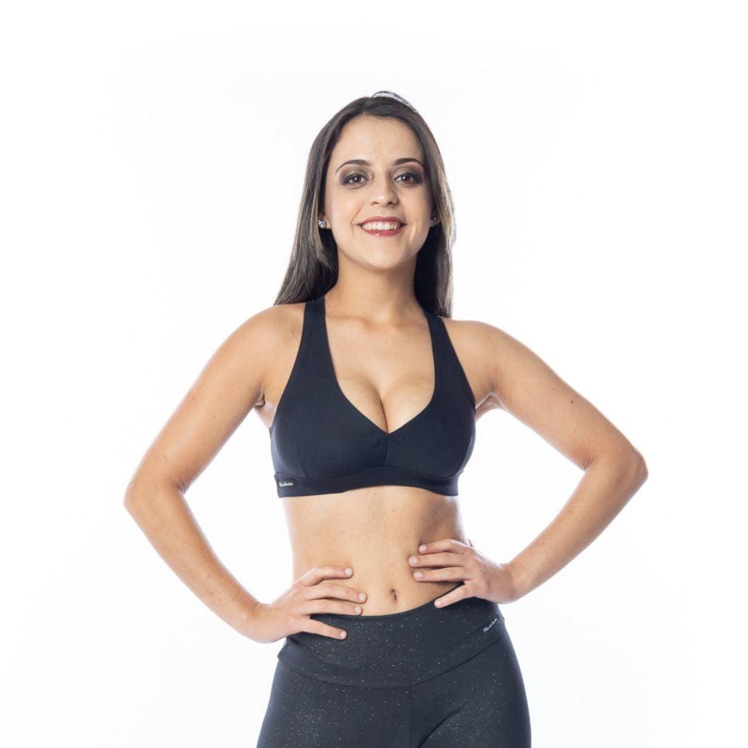 Top Fitness Nadador Poliamida