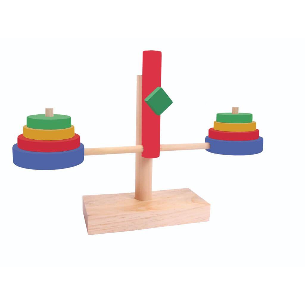 Balança de Equilibrio