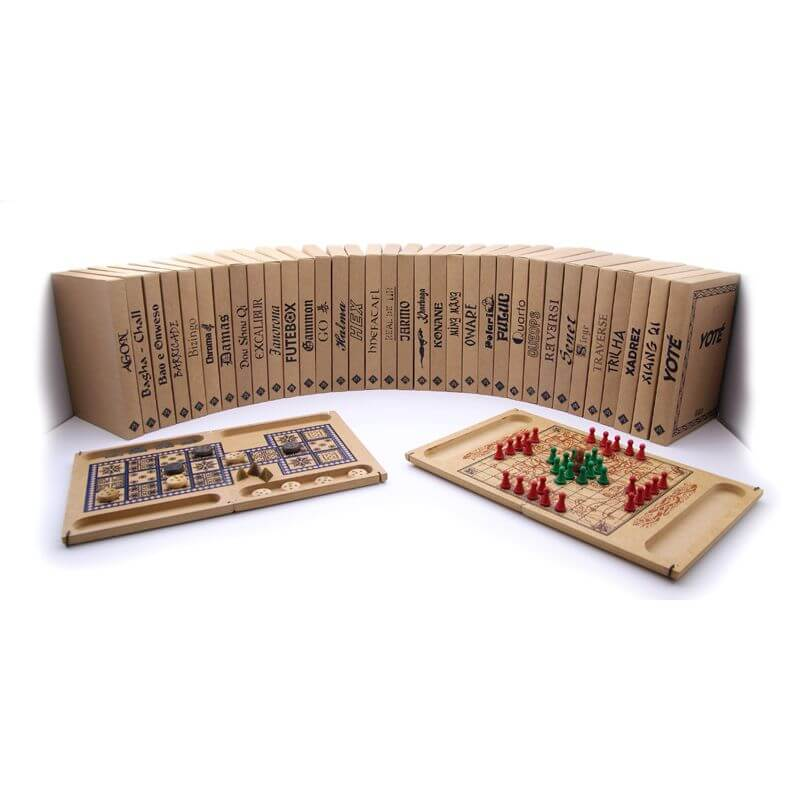 Coleção de Jogos de Tabuleiro, Enciclopédia de Jogos Educativos