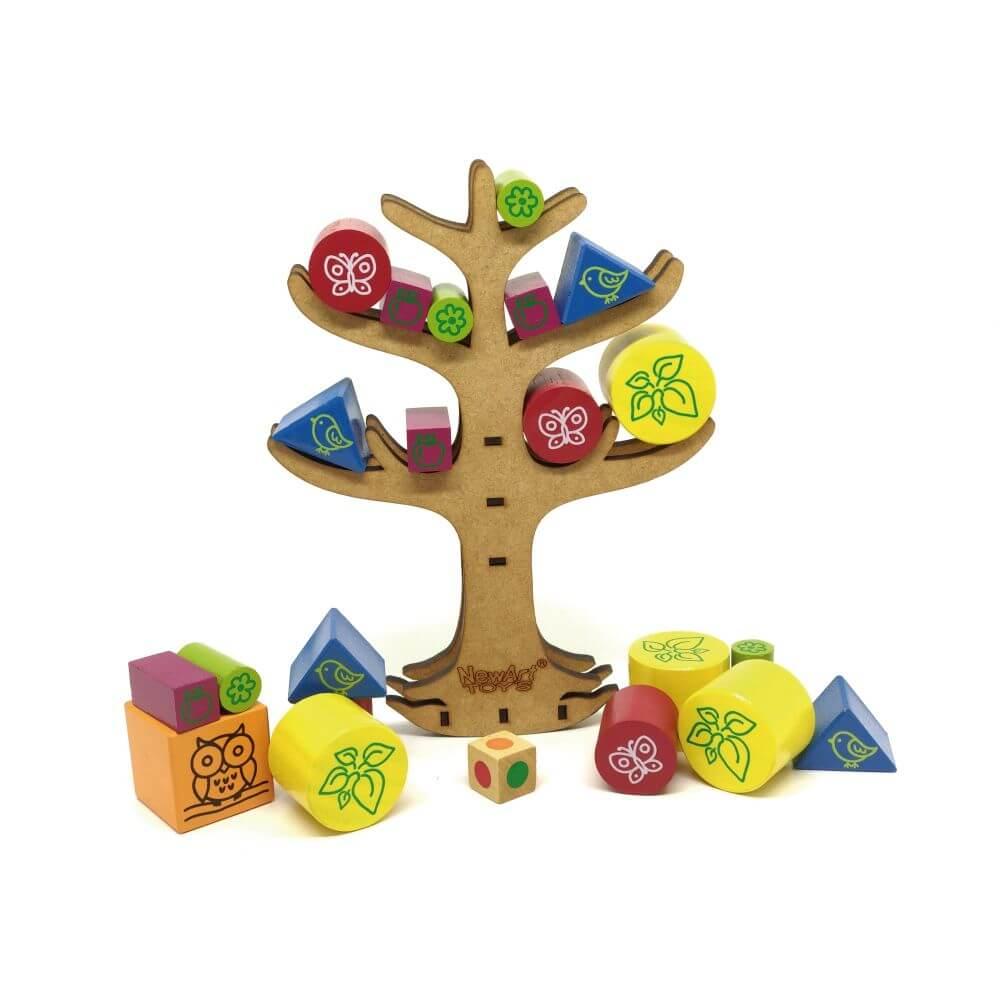 Jogo Árvore de Equilíbrio