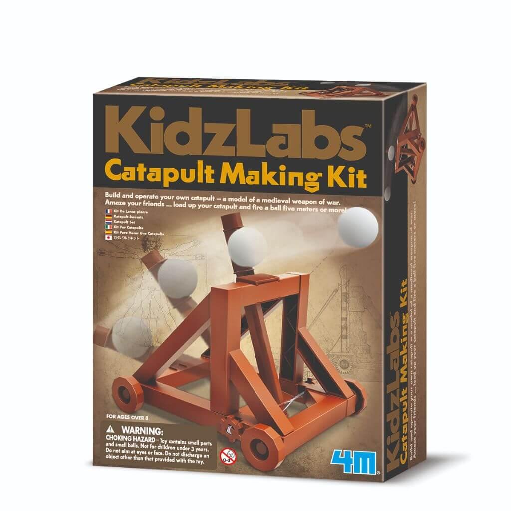 Kit Catapulta Kidz Labs