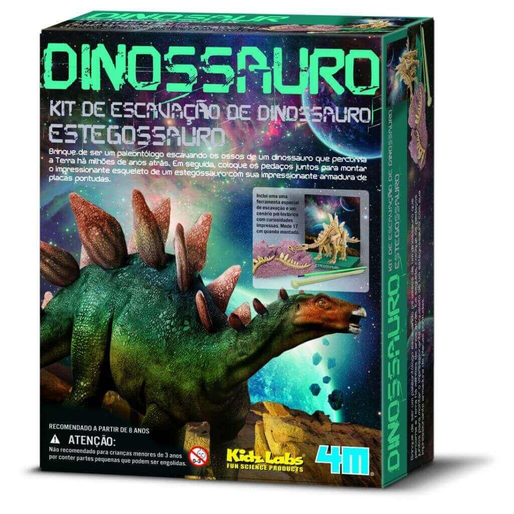 Kit de Escavação do Estegossauro