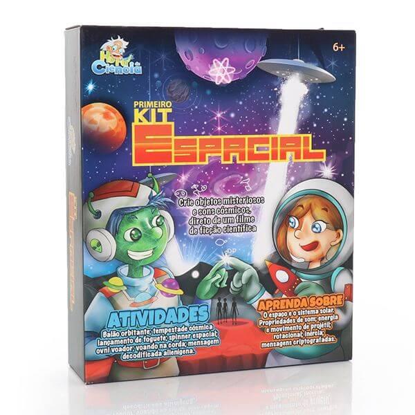 Meu Primeiro Kit Espacial, Hora da Ciência