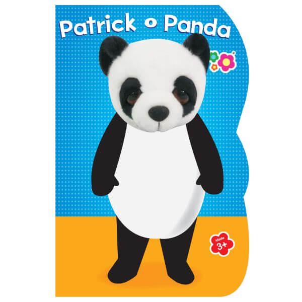 Patrick o Panda, Livro com Pelúcia