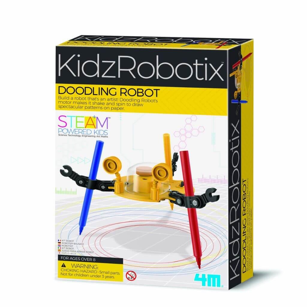Robô Art Kidz Robotix