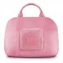 Bolsa de Viagem Dobrável Rosa Jacki Design