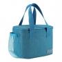 Bolsa Térmica Azul Fitness Com Alça de Mão Concept Jacki Design