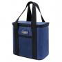 Bolsa Térmica Azul Urbano com Alça de Mão Jacki Design