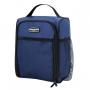 Bolsa Térmica Azul Urbano Com Marmita 950ml E Copo 430ml Concept