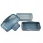 Bolsa Térmica Com Marmita Dupla 950ml Azul Concept