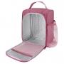 Bolsa Térmica Com Marmita Dupla E Copo Rosa Concept