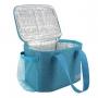 Bolsa Térmica Concept Alça de Mão Com Marmita 750ml Ecológica Azul