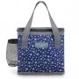 Bolsa Térmica Estrela Azul Com Garrafa e Marmita Bem-Estar