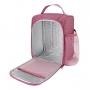 Bolsa Térmica Rosa Com Abertura Frontal Concept Jacki Design