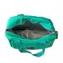 Bolsa Térmica Feminina Yeppbag com Marmita e Squeeze Verde Agua
