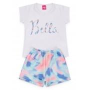 Conjunto Infantil Tie Dye Bella