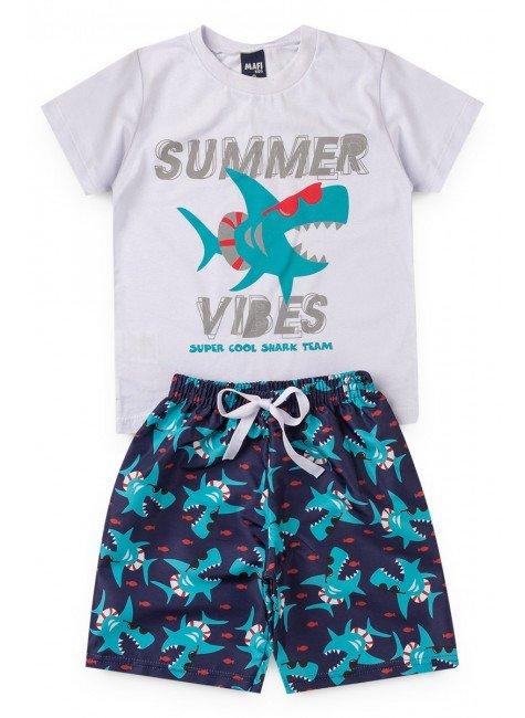 Conjunto Menino Summer