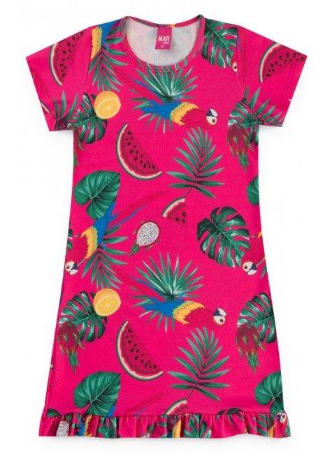 Vestido Tropical - Pink