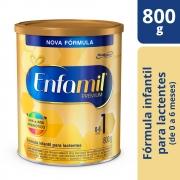 Fórmula Infantil Enfamil Premium 1 - 800g - CX c/ 6