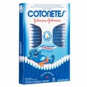 Hastes Flexíveis COTONETES 75 unidades - CX c/ 60