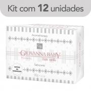 Kit c/ 12 Sabonete em Barra Blanc Vanilla Moments Giovanna Baby 90g
