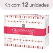 Kit c/ 12 Sabonete Giovanna Baby Moments Cherry 90g