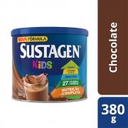 Kit c/ 12 Sustagen Kids 380g Chocolate