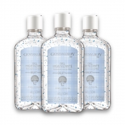 Kit c/ 3 Álcool em Gel Higienizante Blue 500 ml