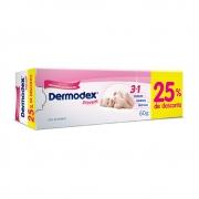 Kit c/ 6 Creme para Prevenção de Assaduras Dermodex Prevent 60g