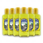 Kit c/ 6 Essência para Limpeza Concentrada Coala 120ml Lima Limão