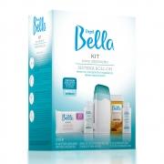 Kit para Depilação Sistema Roll-On Depil Bella - CX c/ 3