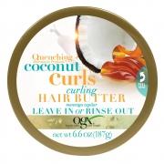 Manteiga Capilar OGX Coconut Curls 187g - CX c/ 6