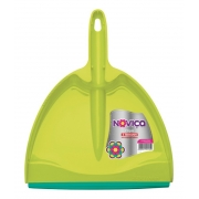 Noviça Pá Clipa De Plástico - CX c/ 72